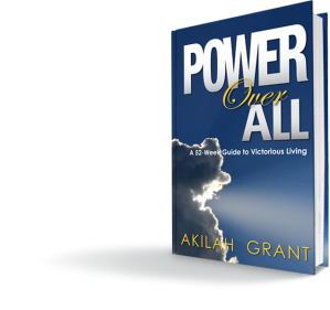 Power Over All - Book